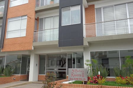 Estudio Nuevo y Acogedor en Santa Barbara - Bogotá - Appartamento