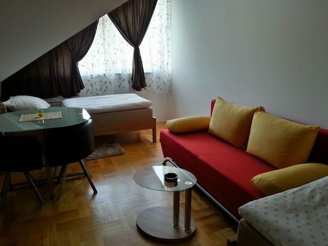 Studio Apartmani Korosteljev***Family Studio