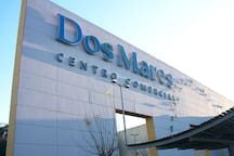 """Shopping Center """"Dos Mares"""" is 10 minutes by car"""