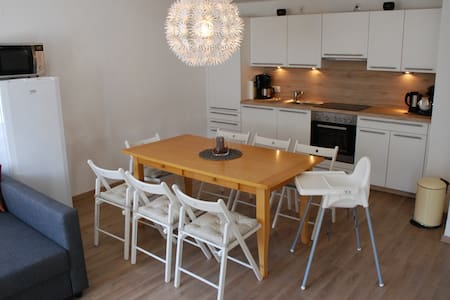 Well-equipped family flat, Karwendel, Munich link - Scharnitz - Flat