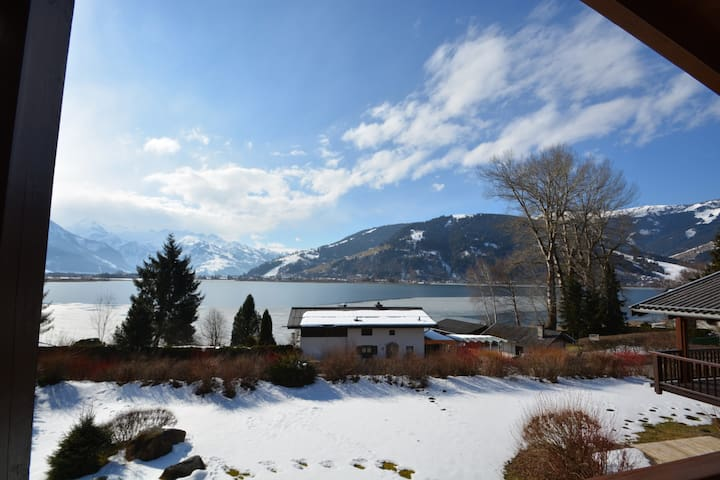Apartment LAKE and MOUNTAIN View - Zell am See - Wohnung