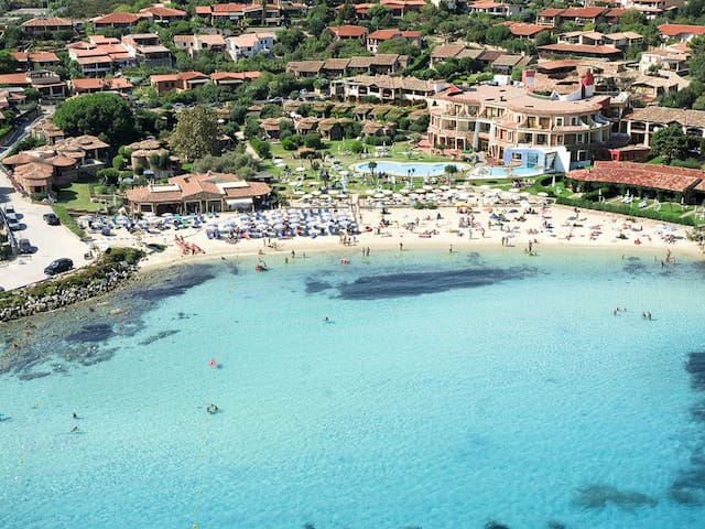 Apartment Villaggio Baia Caddinas for 3 persons