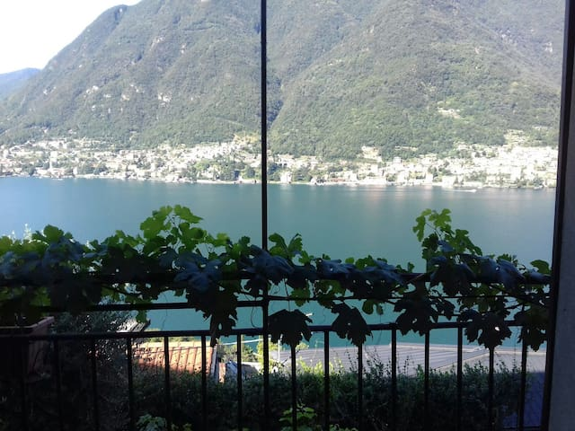 Como Over the Lake. Cà Fede Holiday Home