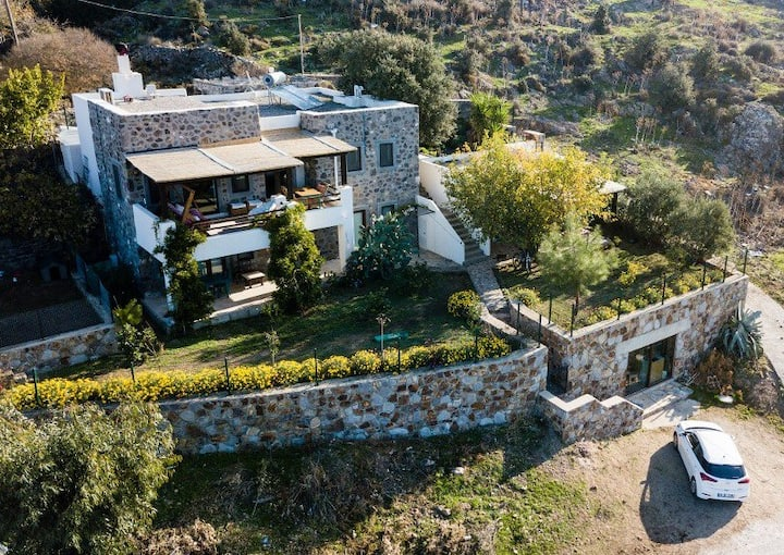 A Bodrum Dream in Nature - Villa Güneş