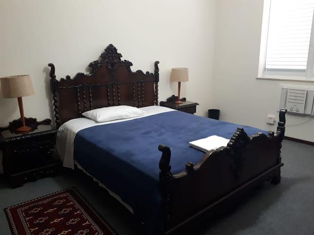 Suite 3  - Vista Piscina (cama queen)