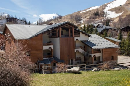 MORESTYLE CHALET _ FREE+WELLNESS 4PP @ LeS 2 aLpEs