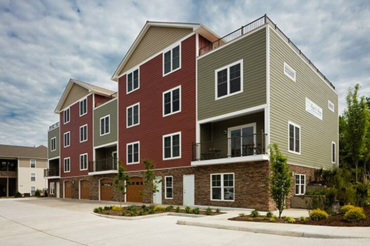 Upscale 1 Bedroom Extended Stay Residence