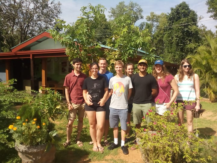 Walawwahomestay villa Sigiriya