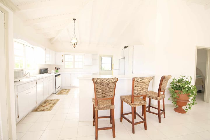 Light, Bright and breezy in Beautiful Anguilla - The Valley - Apartamento