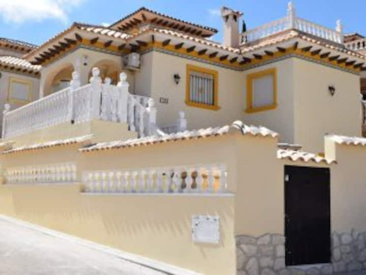 Full Villa with private salt water pool