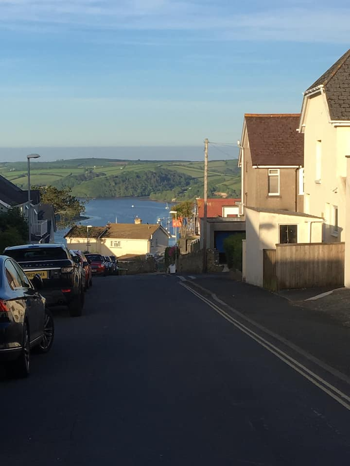 Family home for rent in Salcombe