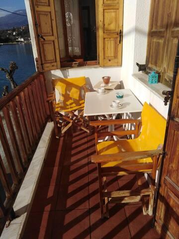 Afissos Σπίτι με θέα