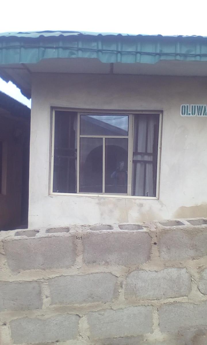 Camp junction Ibadan  express way abeokuta