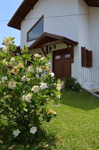 Chalé Flores de Hortênsia