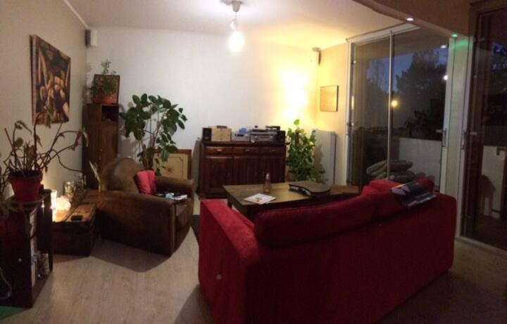 Chambre calme dans quartier Mas Drevon, mtp sud