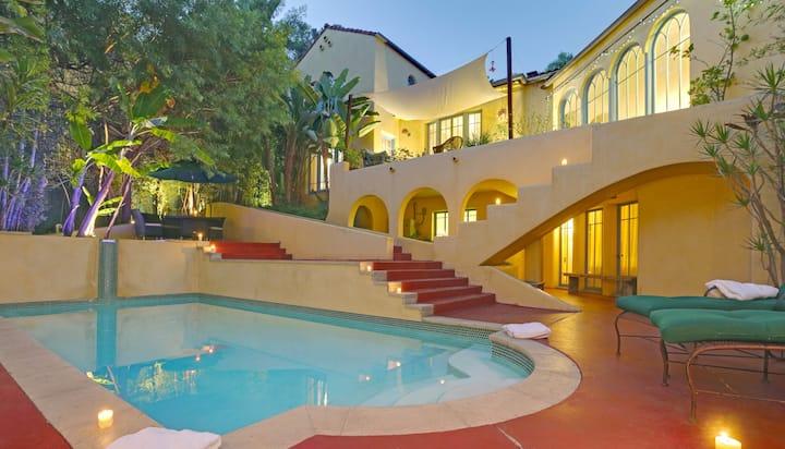 Exclusive & Romantic Mediterranean Estate
