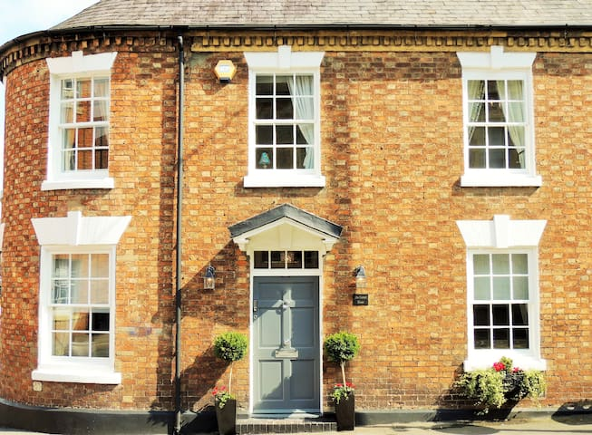 Elegant Georgian home near Stratford & Cotswolds - Shipston-on-Stour - Casa