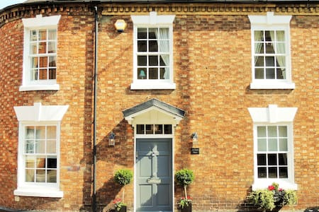 Elegant Georgian home near Stratford & Cotswolds - Shipston-on-Stour