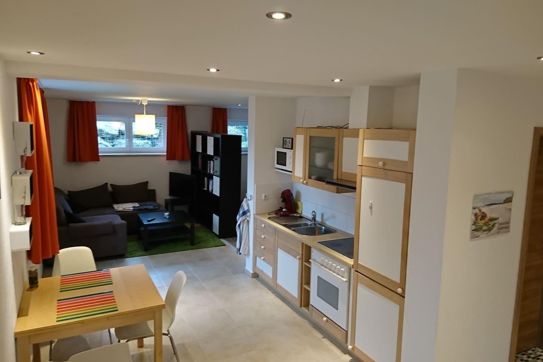 46m² Apartment