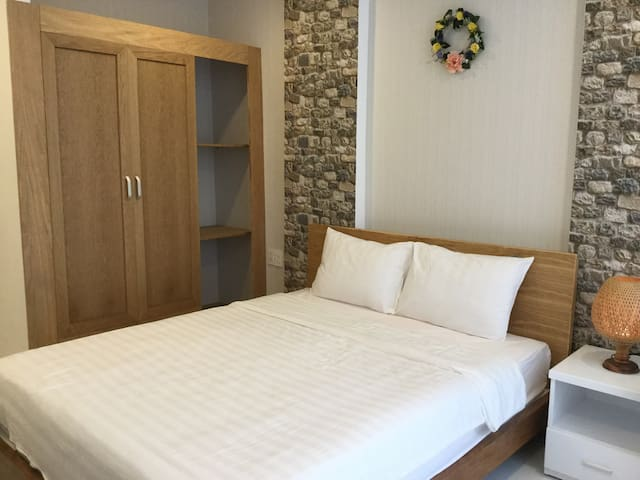 SERVICED APARTMENT FOR RENT IN BINH THANH DISTRICT - 호치민 시 - 아파트