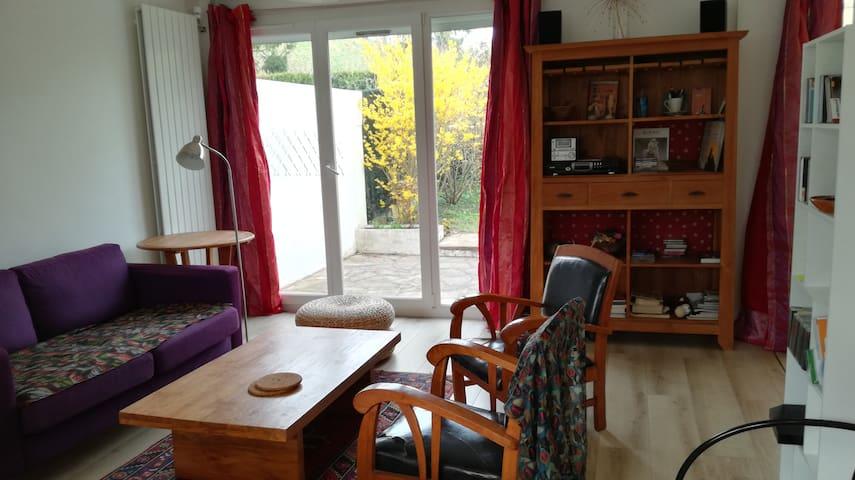 Maison Cosy 4/5 personnes - pôle Paris-Saclay