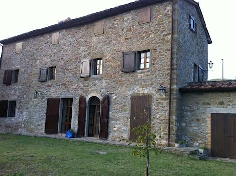 Casa Jutta, toskanisches Bauernhaus