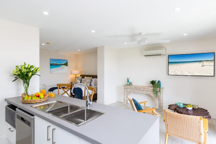 8 - Ishtar Studio Apartment Huskisson