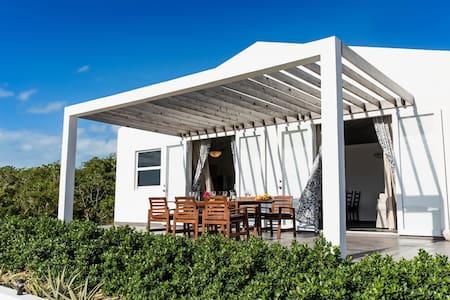 2 BR Ocean View- Private Pool- Flame Tree Villa #1