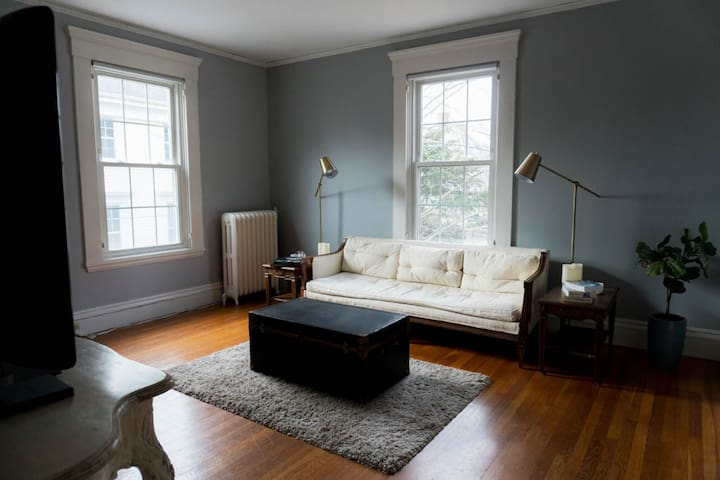 Convenient & Classic Downtown New Bedford  Apt.