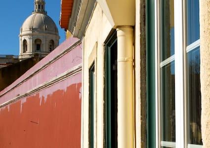 Vintage Loft 80 m2 Sunny, Restored, Next to Alfama - Lisboa - Loft