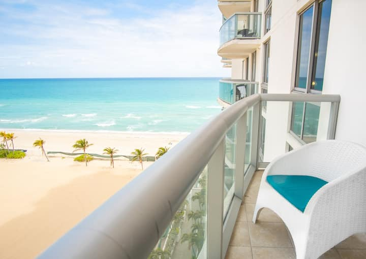 15th Floor Luxury Ocean Front Condo Resort