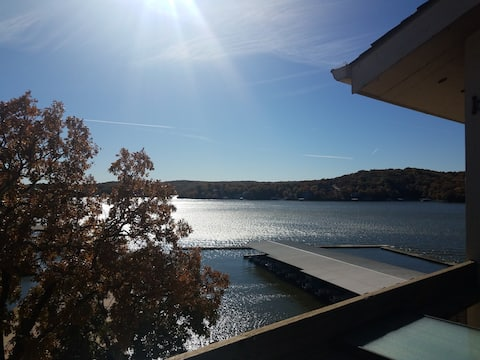 Osage Beach Condo with Main Channel View