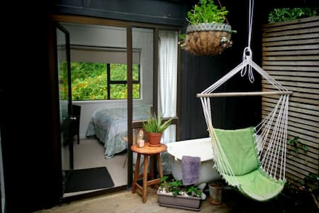 Little Wing Cottage. - Muriwai - Haus