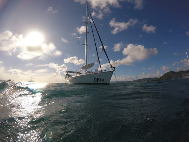 Roundtrip San Blas on a comfortable Sail Yacht!
