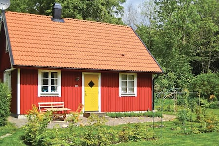 Holiday cottage with 3 bedrooms on 66m² in Gärsnäs