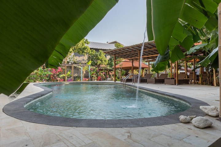 A Balinese style property in Sanur - Bali