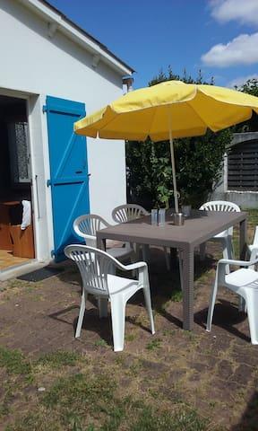 Maison individuelle de plein pied près de l'océan