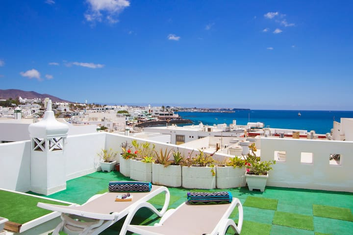 The One Apartment - Central Location, Playa Blanca