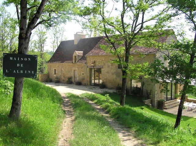 La maison de l'Albine - Coux-et-Bigaroque