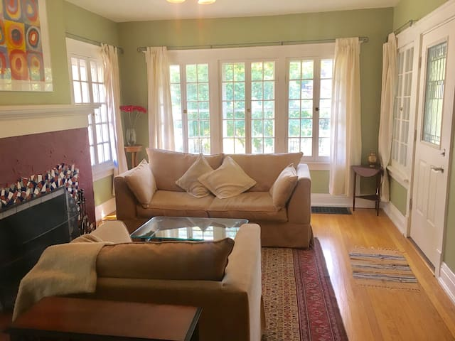 Enjoy Our Historic Sears Craftsman Bungalow