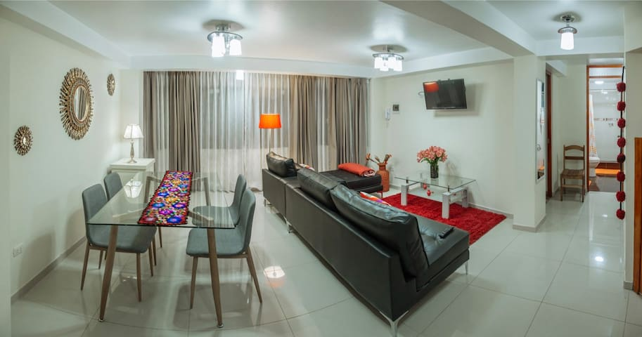 Brand New Apartment close to Downtown and AirPort