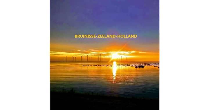 Bruinisse-Zeeland-Holland
