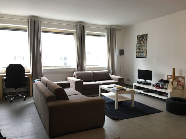 Nice apartment in the city center of Liège
