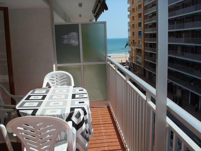Grand et bel appartement plage de Cullera