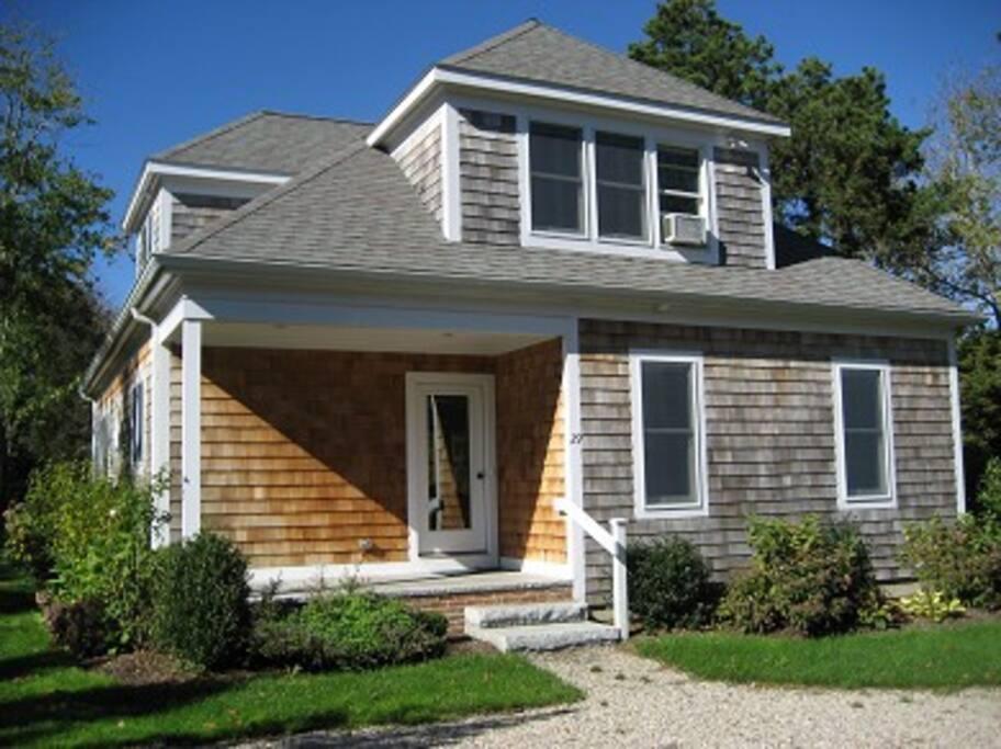 Custom Cape House