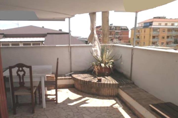 Alla terrazza di S.Benedetto:il paradiso esiste!