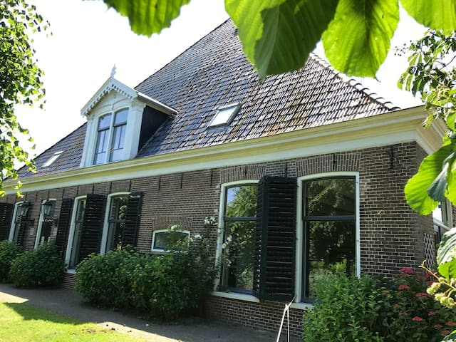 ZoFier B&B in Lake District Friesland, appartement