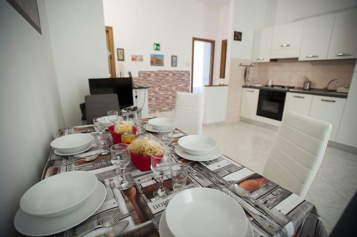 Domus Nerone apartment, San Giovanni in Laterano.