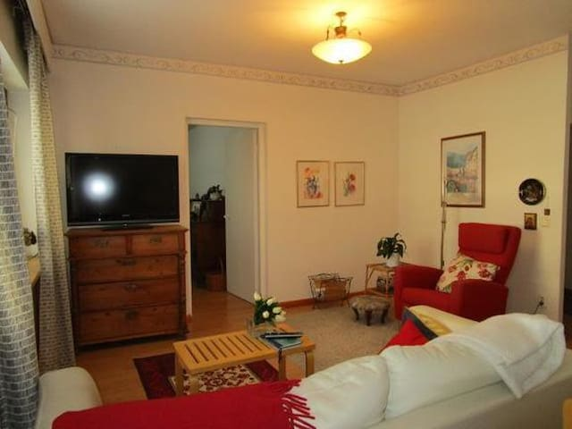 Cozy 50m2 one bedroom apartment in downtown Pori