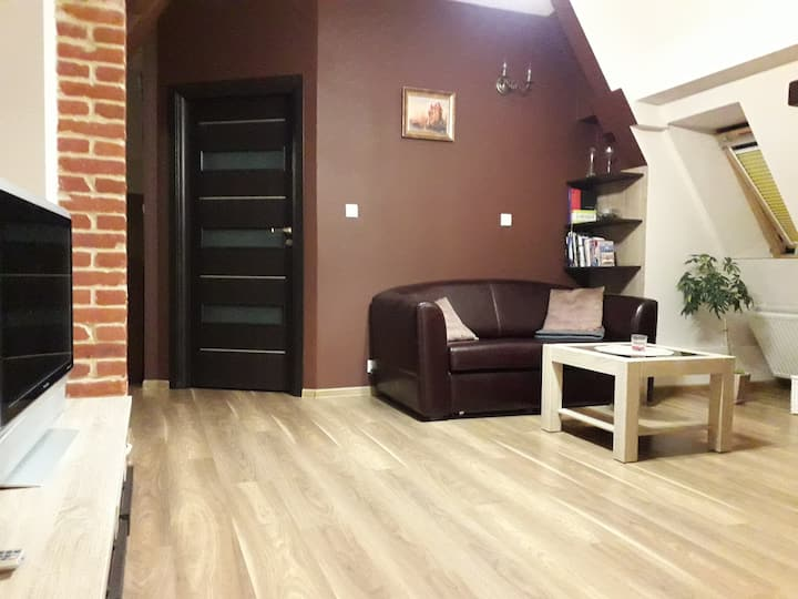 Individual and cosy Apartment invites